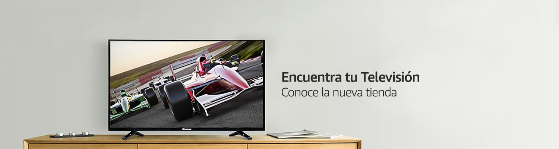 Nueva tienda de TVs