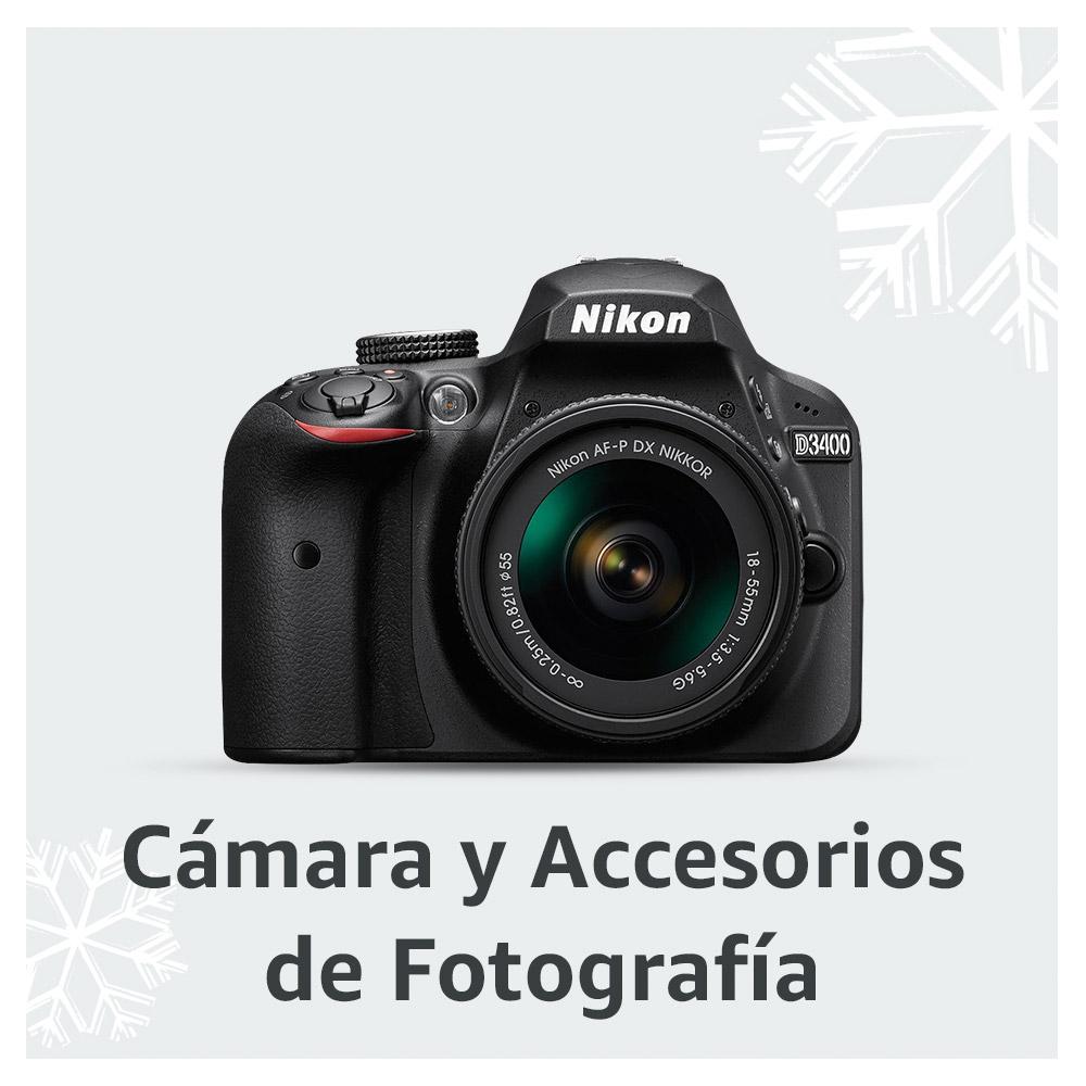 Cámara y Accesorios de Fotografía