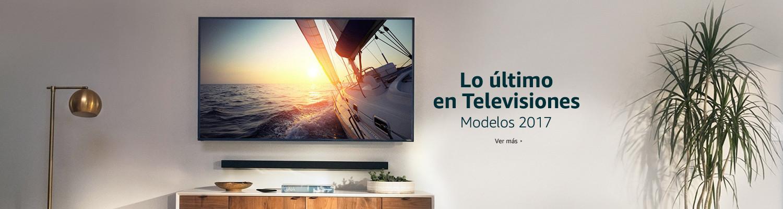 TVs modelos 2017