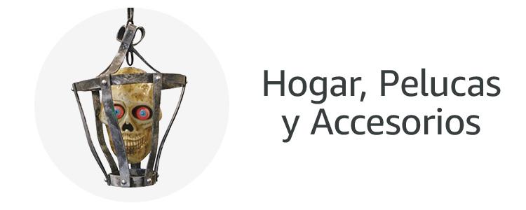Hogar, Pelucas y Accesorios