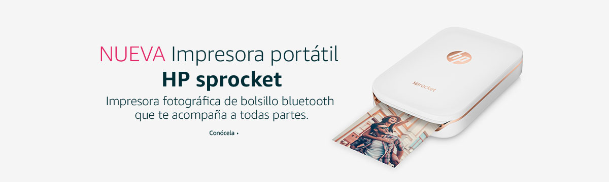 Impresora Sprocket HP