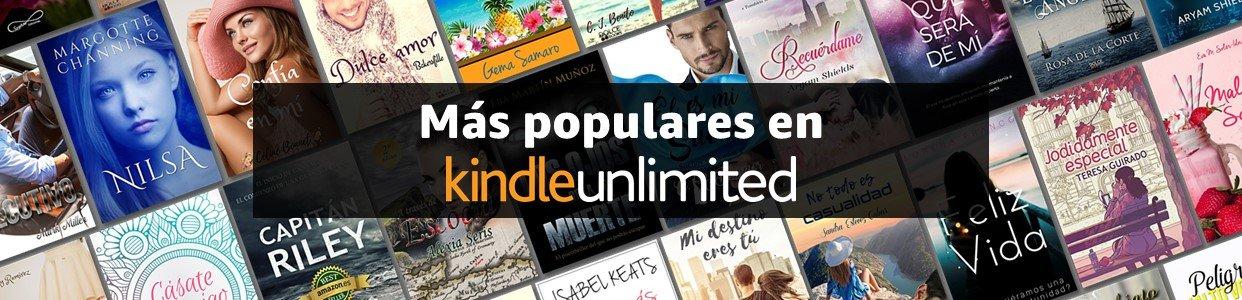 Más populares en Kindle Unlimited