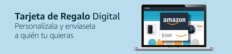 Tarjeta de Regalo Digital Amazon