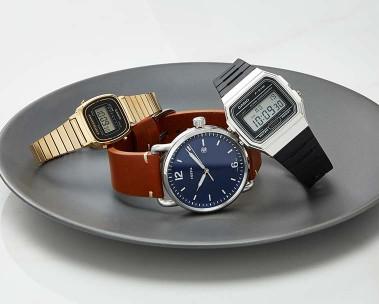 Visita la nueva tienda de relojes