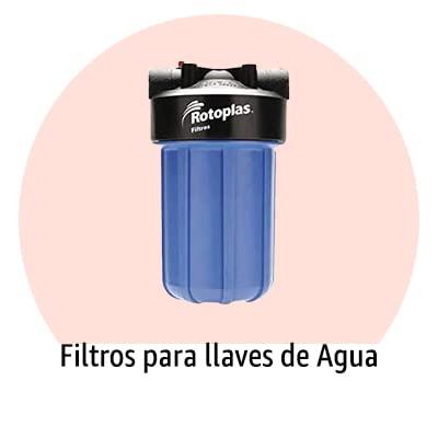 Filtros para Llaves de Agua