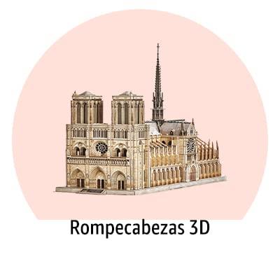 Rompecabezas 3D