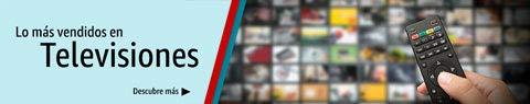 Los más vendidos en televisiones