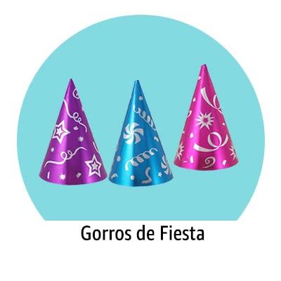 Gorros de Fiesta