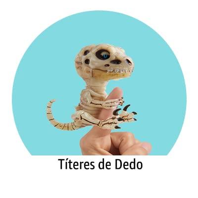 Títeres de Dedo