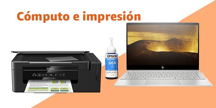Impresoras y suplementos