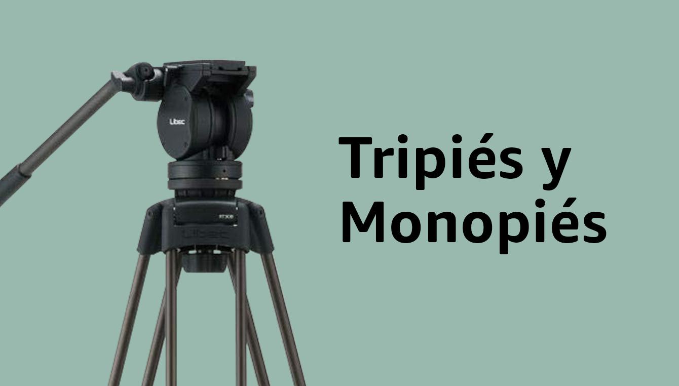 Tripiés y Monopiés