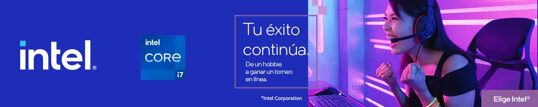 Laptops Intel Tu Exito Continua