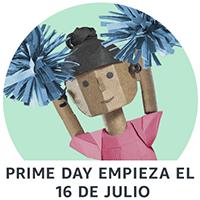 Prime Day empieza el 16 de Julio