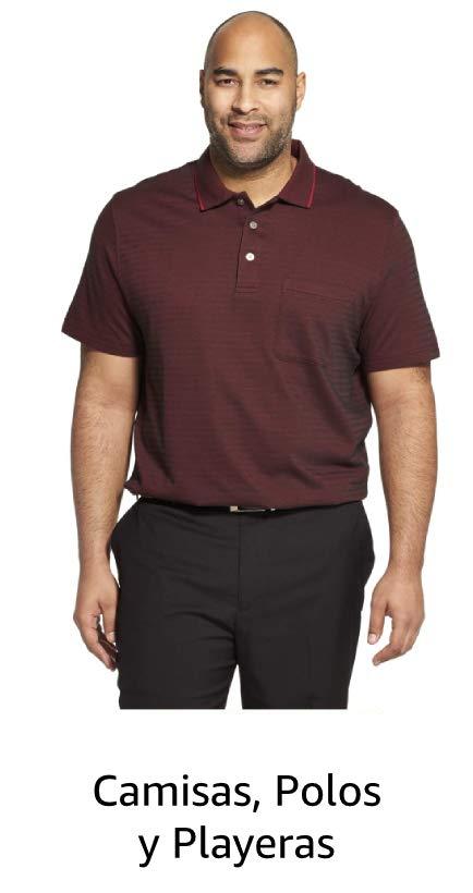 Camisas, Polos y Playeras