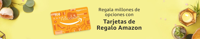 Tarjetas de Regalo Amazon