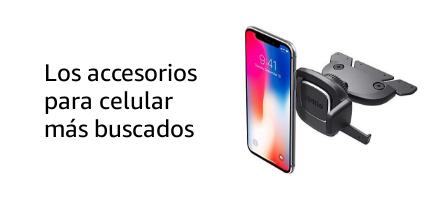 Los accesorios para celular más buscados