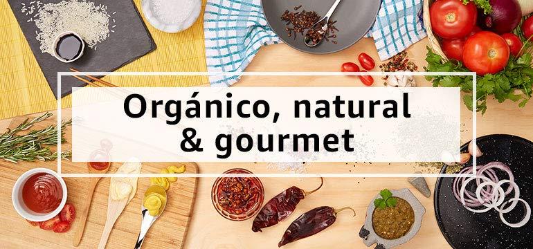 Orgánico y Gourmet