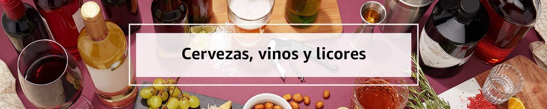 Cervezas, vinos y Licores en Amazon