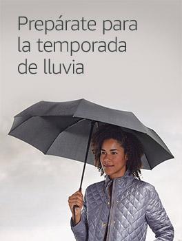 Prepárate para la temporada de lluvias