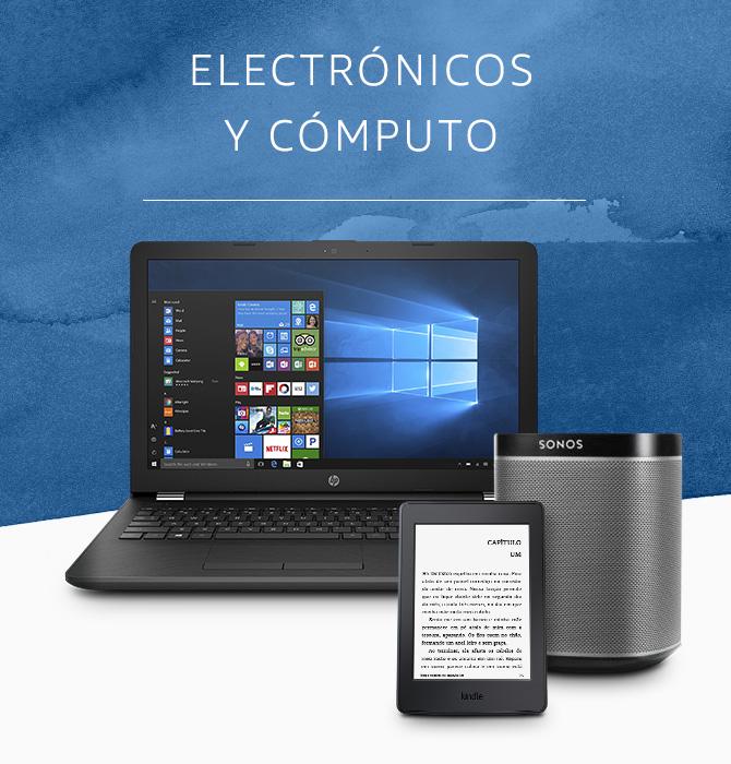 Electrónicos y Computo