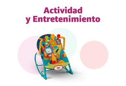 Actividad y Entretenimiento