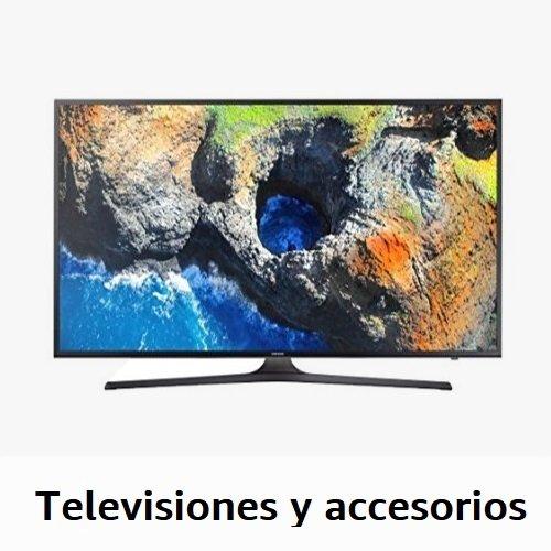 Televisiones y accesorios