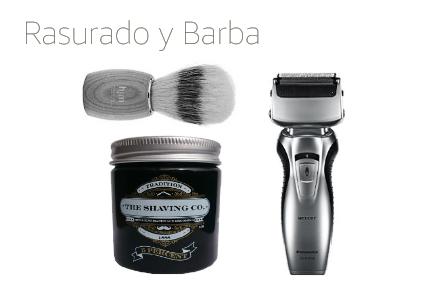 Rasurado y Barba