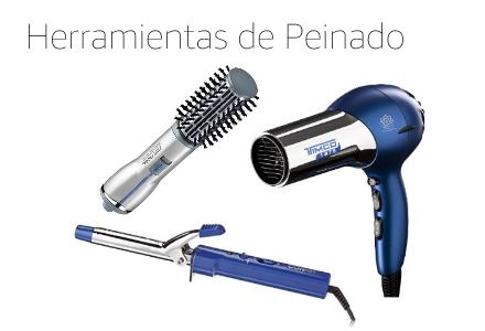 herramientas de peinado