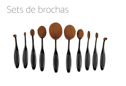 sets de brochas