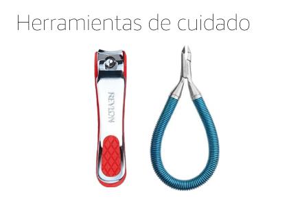 herramientas de cuidado