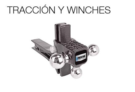 Tracción y Winches