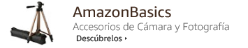 Amazonbasics: Accesorios de Cámara y Fotografía