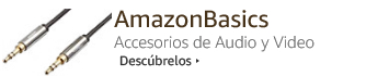 Amazonbasics: Accesorios de Audio y Video