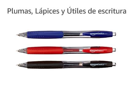Plumas, Lápices y útiles de escritura