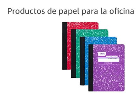 Productos de Papel para la oficina