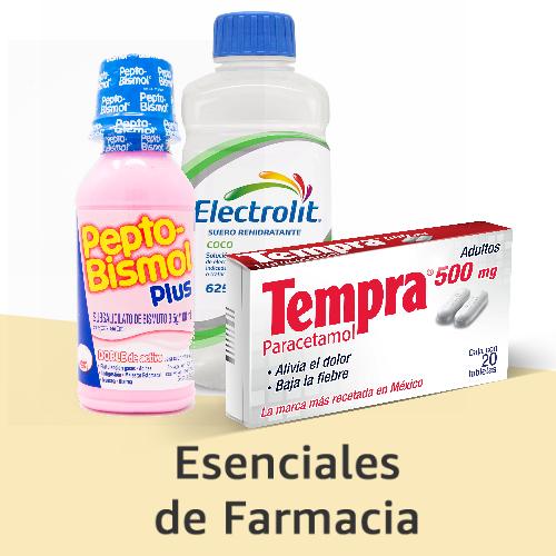 Esenciales farmacia