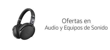 Descuentos en Audio y Equipos de Sonido