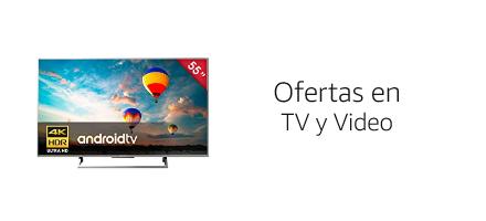 Descuentos en TV y Video