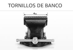 Tornillos de Banco