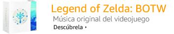 Legend of Zelda: BOTW. Música original del juego