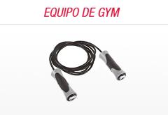 Equipo de Gym