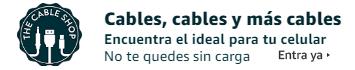 Cables para cargar tu celular