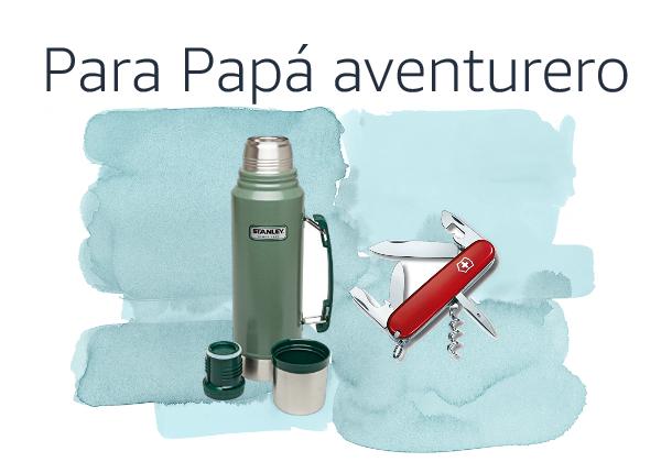 papá aventurero
