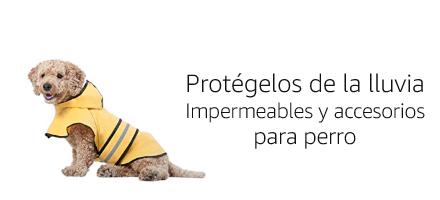 impermeables para perro
