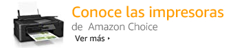Amazon Choice Impresoras
