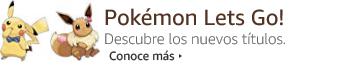Pokémon Let's Go. Descubre los nuevos títulos.