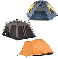 Tiendas de acampar hasta con 40% de descuento