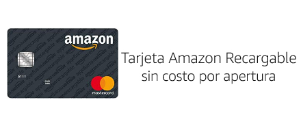 Tarjeta Amazon Recargable