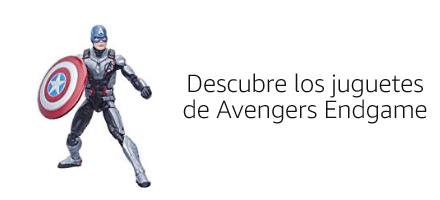 Lo nuevo de Avengers