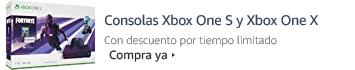 Consolas Xbox One S y Xbox One X con descuento